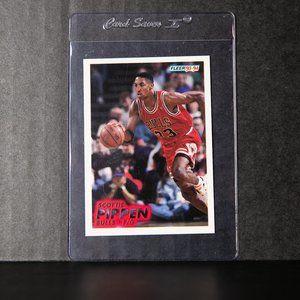 Fleer 93-94 Scottie Pippen Chicago Bulls Card